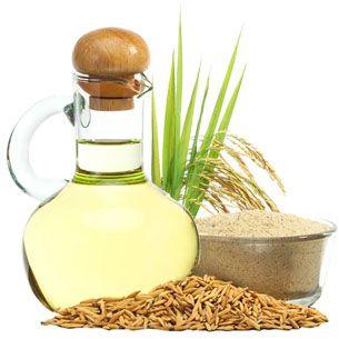 rice-brain oil