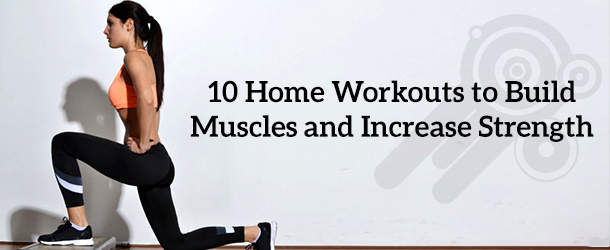 Weight gain exercises for women that can be done at home
