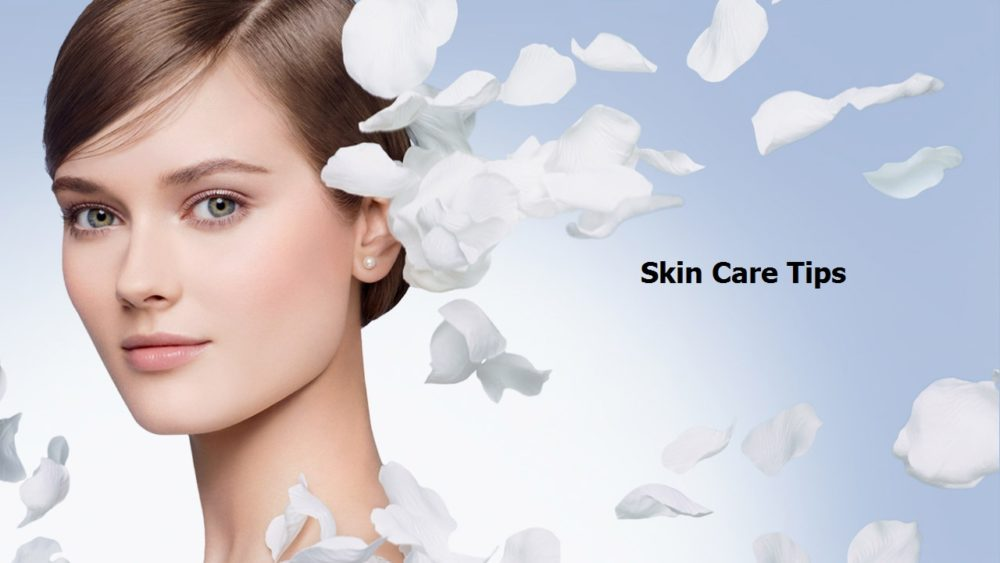 Skin Care Tips with Fair Look