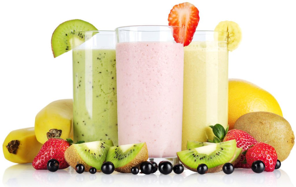 Recipes for Weight Loss Shakes