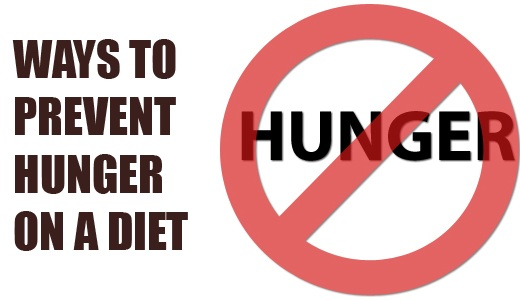 Beat Hunger when trying to lose weight