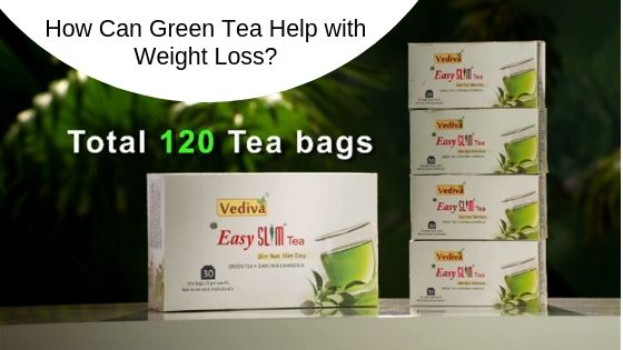 Green Tea Helps to loose weight